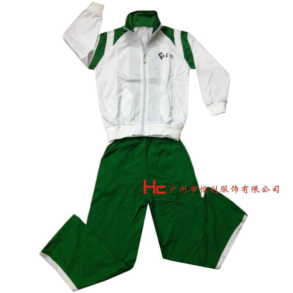 夏季高中校服设计图展示图片